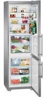 Холодильник Liebherr CBNPes 3976 нержавеющая сталь