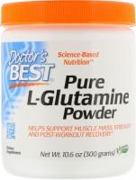 Фото - Аминокислоты Doctors Best Pure L-Glutamine Powder 300 g