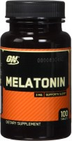 Фото - Амінокислоти Optimum Nutrition Melatonin 100 tab