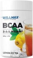 Фото - Амінокислоти WILLMAX BCAA 2-1-1 Instant 400 g