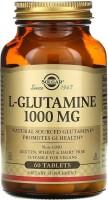 Фото - Амінокислоти SOLGAR L-Glutamine 1000 mg 60 tab