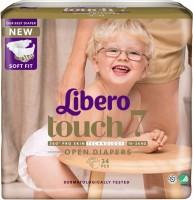 Подгузники Libero Touch Open 7 / 34 pcs