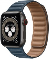 Смарт часы Apple Watch 6 Edition Titanium  44 mm Cellular