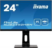"Монитор Iiyama ProLite XUB2492HSN-B1 24"""