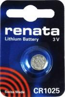 Аккумулятор / батарейка Renata 1xCR1025