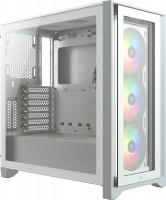 Корпус Corsair iCUE 4000X RGB белый