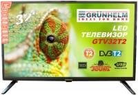 """Телевизор Grunhelm GTHD32T2 32"""""""