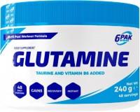 Фото - Аминокислоты 6Pak Nutrition Glutamine 240 g