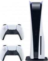 Игровая приставка Sony PlayStation 5 825ГБ 2 геймпада + игра