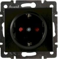 Розетка Lezard Rain 703-4288-124 черный