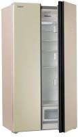 Холодильник LIBERTY SSBS-582 GAV бежевый