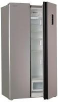 Холодильник LIBERTY SSBS-582 SS серебристый
