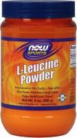 Фото - Амінокислоти Now L-Leucine Powder 255 g