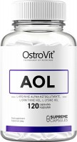 Фото - Аминокислоты OstroVit AOL 120 cap