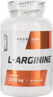 Фото - Аминокислоты Progress L-Arginine 90 cap