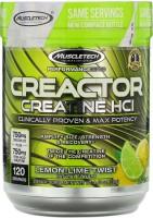Креатин MuscleTech Creactor Creatine HCI  264г