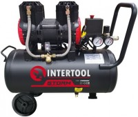 Компрессор Intertool PT-0029 24 л сеть (220 В)