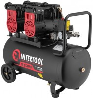 Компрессор Intertool PT-0030 50 л сеть (220 В)