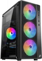 Корпус 1stPlayer A7-500BS-G6 500W БП 500Вт  черный