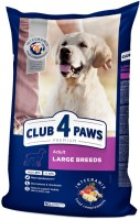 Корм для собак Club 4 Paws Adult Large Breeds 14 kg 14 кг