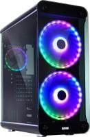 Корпус QUBE Mirror II черный