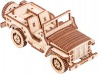 Фото - 3D-пазл Wood Trick Jeep