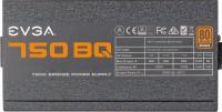 Блок питания EVGA BQ  750 BQ