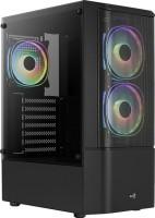 Корпус Aerocool Quantum Mesh V2 черный