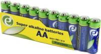 Фото - Аккумулятор / батарейка EnerGenie Super Alkaline  10xAA