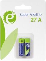 Фото - Аккумулятор / батарейка EnerGenie Super Alkaline 2x27A