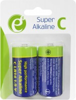 Фото - Аккумулятор / батарейка EnerGenie Super Alkaline 2xC
