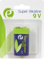 Фото - Аккумулятор / батарейка EnerGenie Super Alkaline 1xKrona
