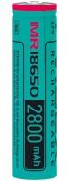 Фото - Аккумулятор / батарейка Videx 1x18650 2800 mAh 20A