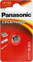 Фото - Аккумулятор / батарейка Panasonic 1xSR-44EL