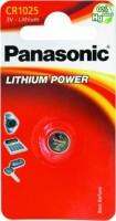 Фото - Аккумулятор / батарейка Panasonic 1xCR-1025EL