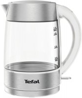 Электрочайник Tefal Glass kettle KI772138