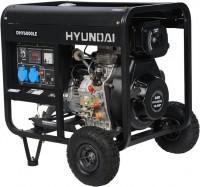 Электрогенератор Hyundai DHY6000LE