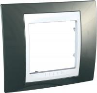 Фото - Рамка для розетки / выключателя Schneider Unica MGU6.002.824