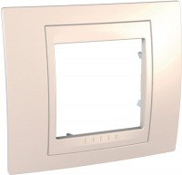 Фото - Рамка для розетки / выключателя Schneider Unica MGU6.002.25