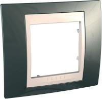 Фото - Рамка для розетки / выключателя Schneider Unica MGU6.002.524