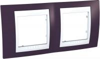 Фото - Рамка для розетки / выключателя Schneider Unica MGU6.004.872