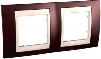 Фото - Рамка для розетки / выключателя Schneider Unica MGU6.004.551