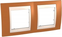 Рамка для розетки / выключателя Schneider Unica MGU6.004.569