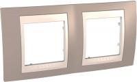 Рамка для розетки / выключателя Schneider Unica MGU6.004.574