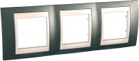 Фото - Рамка для розетки / выключателя Schneider Unica MGU6.006.524