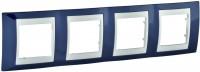 Фото - Рамка для розетки / выключателя Schneider Unica MGU6.008.842