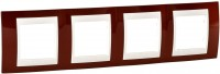 Рамка для розетки / выключателя Schneider Unica MGU6.008.551