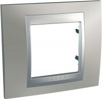 Фото - Рамка для розетки / выключателя Schneider Unica Top MGU66.002.039