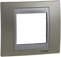 Фото - Рамка для розетки / выключателя Schneider Unica Top MGU66.002.095
