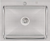 Кухонная мойка Lidz H6050 3.0/1.0 600x500мм